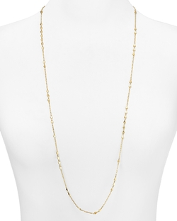 Mini Pyramid Chain Necklace by Melinda Maria in Pretty Little Liars