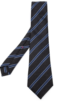Striped Tie by Isaia in The Good Wife