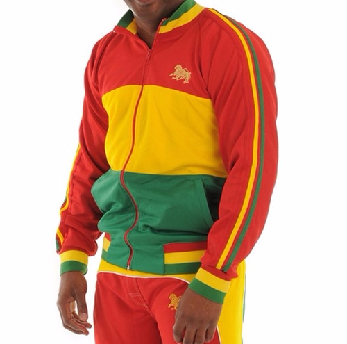 Lion of Judah Jacket by Rasta4Rasta in Dope