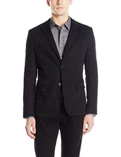 Peak-Lapel Soft Jacket by John Varvatos in Elementary