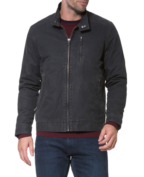 Casual Harrington Jacket by Rodd & Gunn in Jack Reacher: Never Go Back