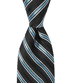 Racing Stripes Tie by Roundtree & Yorke in John Wick