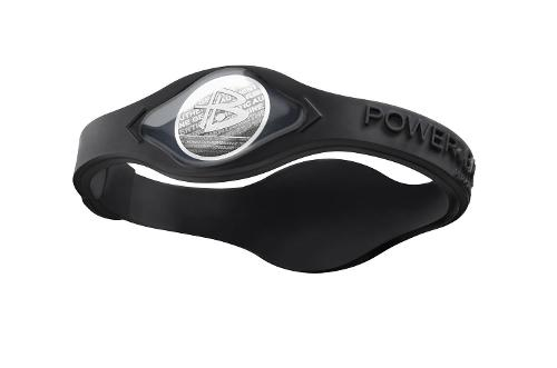 Silicone Wristband by Power Balance in New Year's Eve