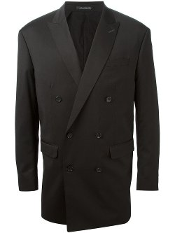 Double Breasted Blazer by Haider Ackermann in Hot Pursuit