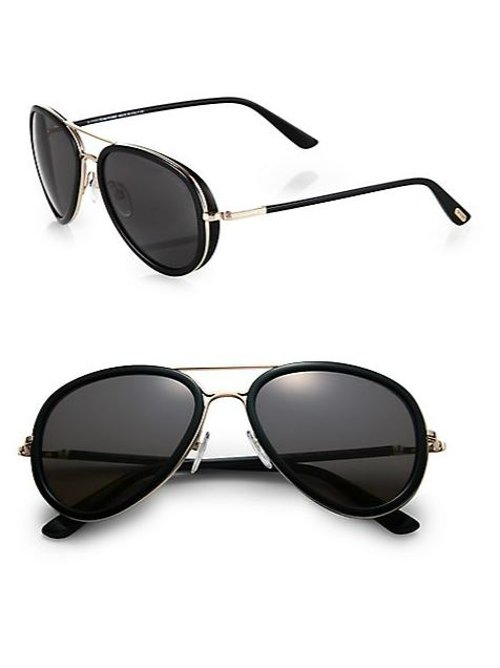 Miles Sunglasses by Tom Ford Eyewear in Drive