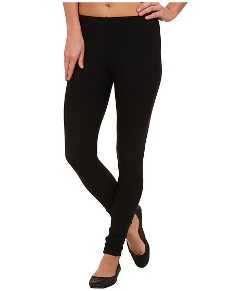 Fleece-Lined Matte Spandex Legging by Plush in The Second Best Exotic Marigold Hotel