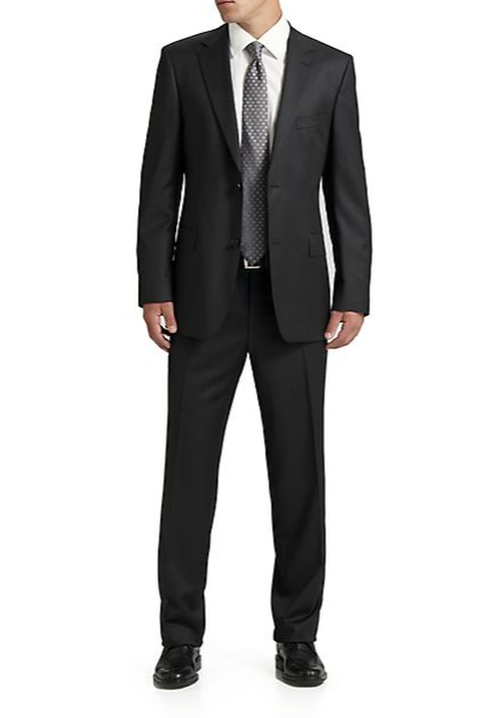 Boss Pasolini Movie Suit by Hugo Boss in Sully