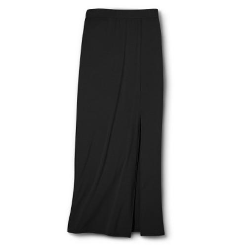 Junior's Maxi Skirt with Slit by Target in Wish I Was Here