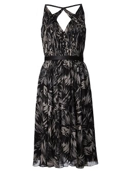 Print Dress by Jason Wu in Fifty Shades of Grey
