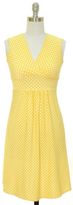 JonAnna Polka Dot Sleeveless by Unbranded in Max