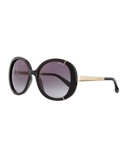 Millie Bug Eye Sunglasses by Jimmy Choo in Top Five