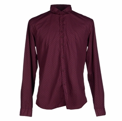 Button Down Shirt by Costumein in Rosewood