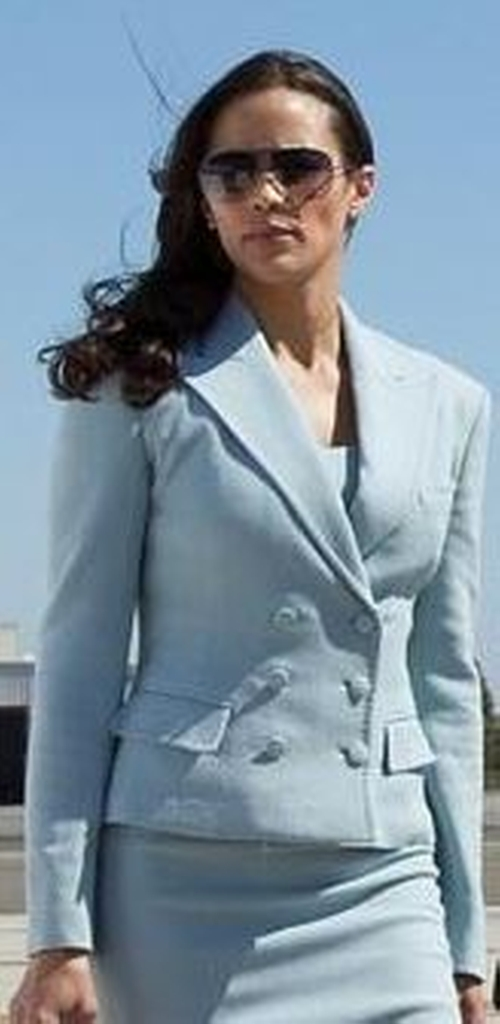 Custom Made Blazer by Michael Kaplan (Costume Designer) in Mission: Impossible - Ghost Protocol