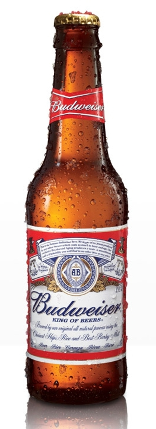 Beer by Budweiser in Entourage