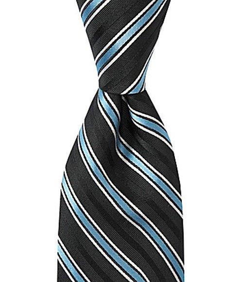 Racing Stripes Tie by Roundtree & Yorke in John Wick