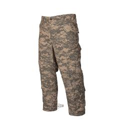 ACU US Army Combat Uniform Digital Camo Nyco Ripstop BDU Pants by Tru-Spec in Man of Steel