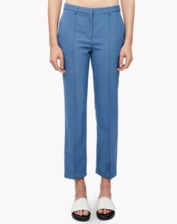 Wool Slim Crop Pants by Theory in Designated Survivor