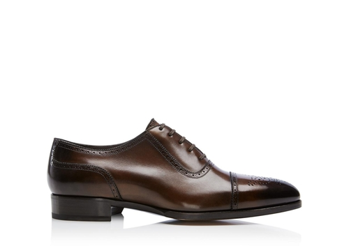 Austin Cap Toe Brogue Shoes by Tom Ford in Suits - Season 5 Episode 3