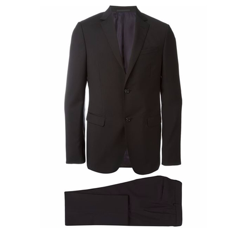 Two Piece Suit by Z Zegna in The Infiltrator