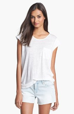 Rancher D. Pocket T-Shirt by Joie in Neighbors