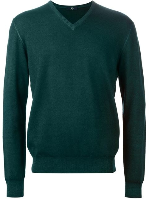 V-Neck Sweater by Fay in How To Get Away With Murder - Season 2 Episode 9