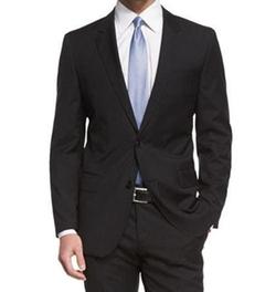 Huge Genius Slim-Fit Basic Suit by Boss Hugo Boss in Designated Survivor