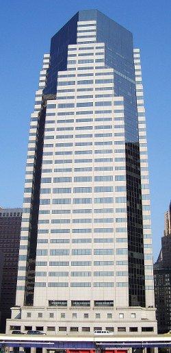 New York City, New York by 32 Old Slip Building in The Devil Wears Prada