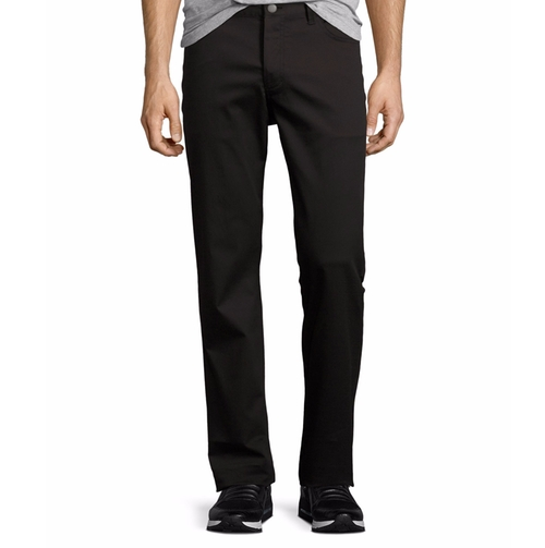 Straight-Leg Twill Pants by Theory in Fifty Shades Darker