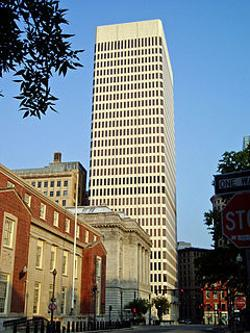 Providence, Rhode Island by One Financial Plaza in Hall Pass