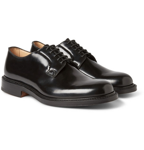 Shannon Leather Derby Shoes by Church's in Mission: Impossible - Rogue Nation