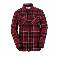 Shandy Flannel Shirt by Volcom in The Ranch