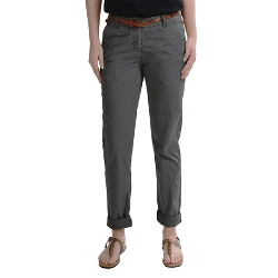Belted Chino Pants by Maison Scotch in Poltergeist
