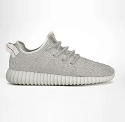 Yeezy Boost 350 Moonrock Sneakers by Adidas in Keeping Up With The Kardashians
