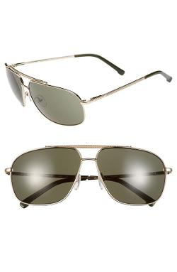 Aviator Sunglasses by Lacoste in Savages