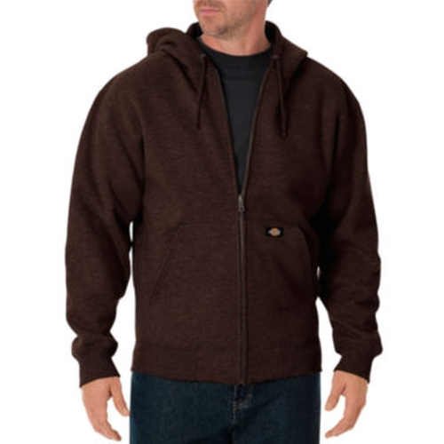 Lightweight Fleece Zip Hoodie by Dickies in Captain America: Civil War