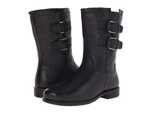 Touch 25 Buckle Mid Boots by Ecco in Nashville - Season 4 Episode 6
