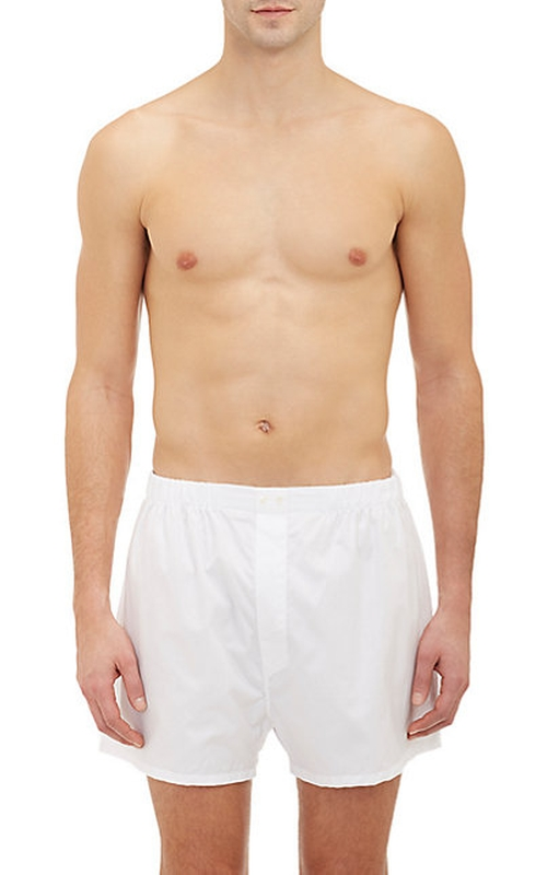 Solid Boxer Shorts by Barneys New York in Mr. & Mrs. Smith