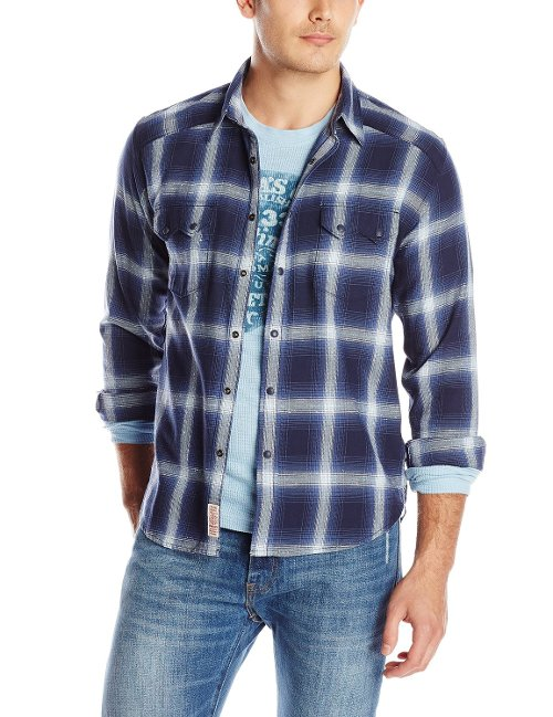 Men's Eastwood Western Shirt by Lucky Brand in McFarland, USA