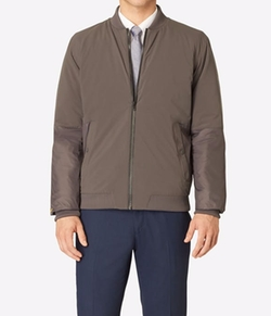 Zerøgrand Bomber Jacket by Cole Haan in Master of None