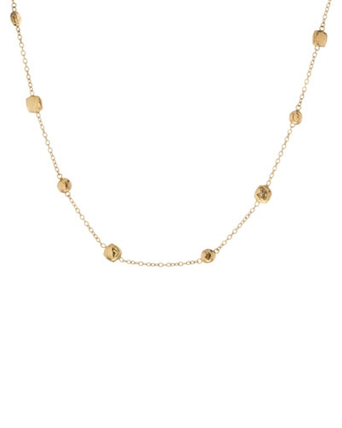 Glamazon Gold-Station Necklace by Ippolita in How To Get Away With Murder - Season 2 Episode 12