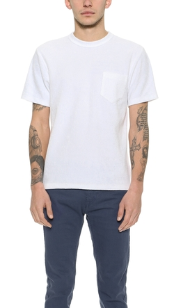 Fons Pocket T-Shirt by Howlin' in Straight Outta Compton