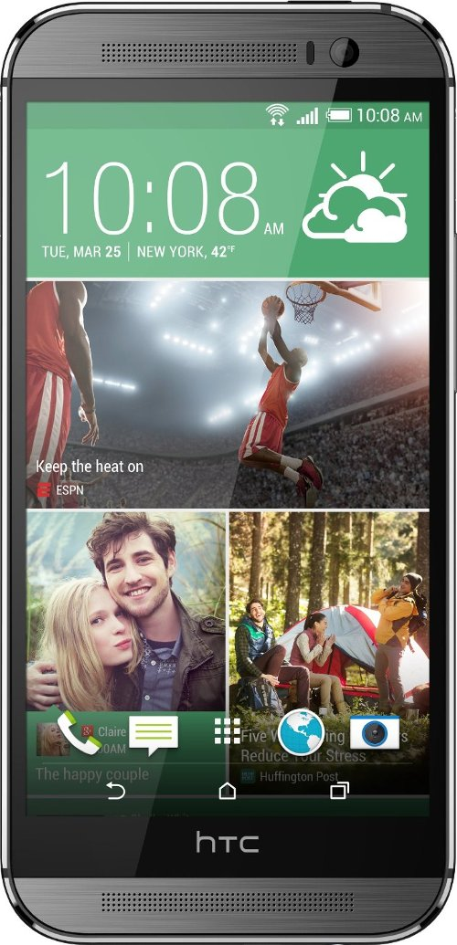One M8 Phone by HTC in Entourage
