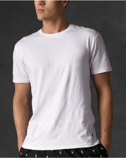 Classic Crew T-Shirt by Ralph Lauren in Fantastic Four
