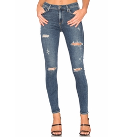 Sophie High Rise Skinny Jeans by Agolde in Shadowhunters