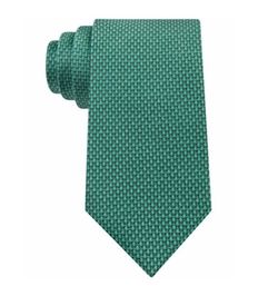 Chain Links Geo-Pattern Classic Tie by Michael Kors in Ballers