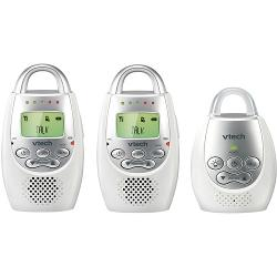 Safe and Sound 1.9 GHz Digital Audio Baby Monitor by VTECH in This Is Where I Leave You