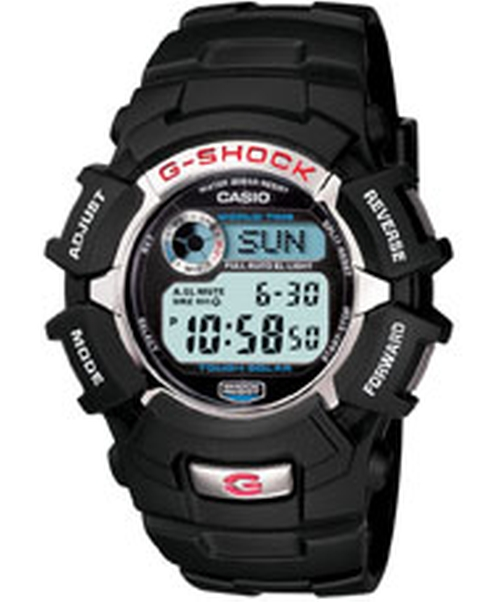 G Shock G2310R-1 Watch by Casio in Mr. & Mrs. Smith