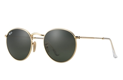 Round Classic Sunglasses by Ray-Ban in Inherent Vice