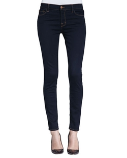 811 Ink Mid-Rise Skinny Jeans by J Brand Jeans	 in Daddy's Home