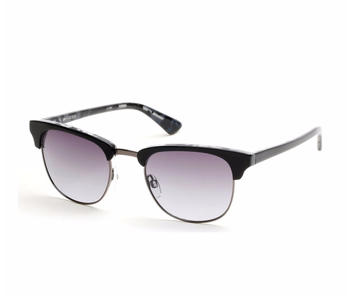 Clubmaster Sunglasses by Guess in Guilt - Season 1 Episode 2
